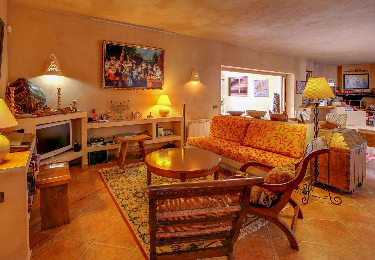Villa à Sant Josep de Sa Talaia - Bocasa, Villa 5StarsHome Ibiza