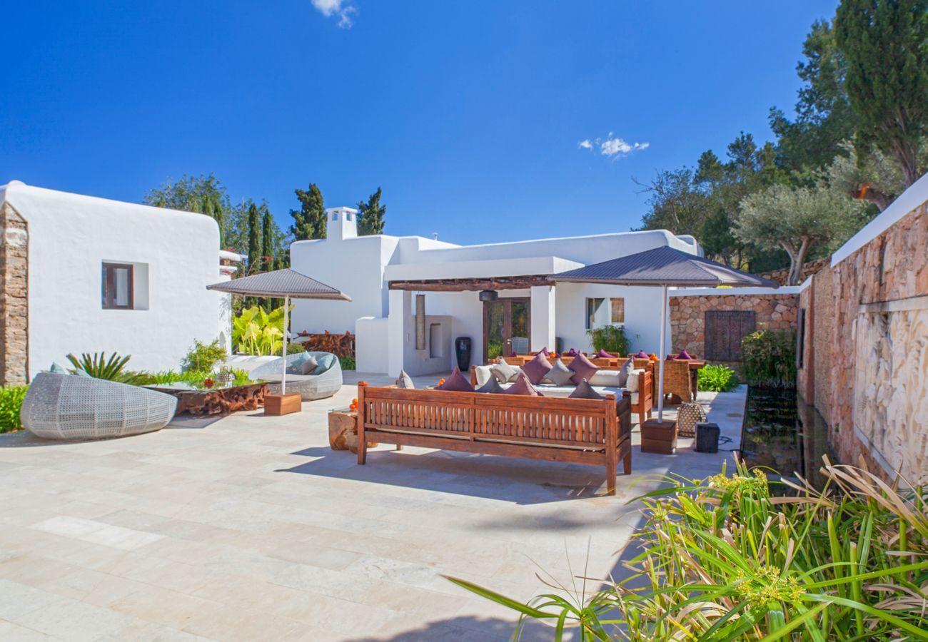 Villa à Sant Llorenç de Balafia - Villa Bes, Villa 5StarsHome Ibiza