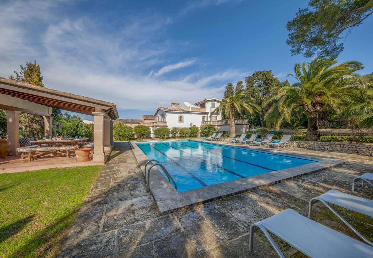 Villa à Montuïri - Can Moio, Villa 5StarsHome Mallorca