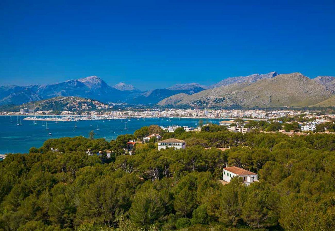 Appartement à Puerto Pollensa - Bellveure 2, Apartamento 5StarsHome Mallorca