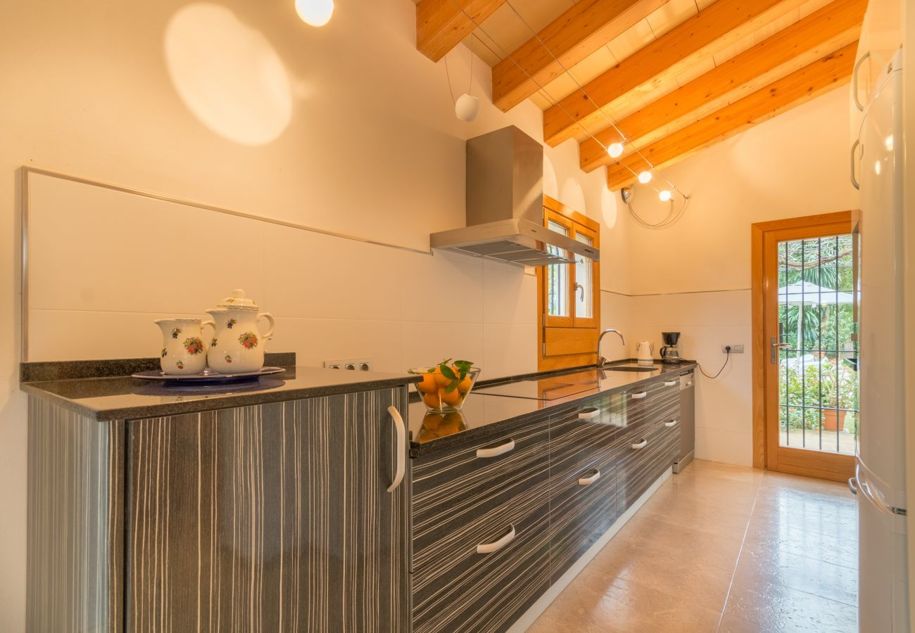 Domaine à Buger - Son Ovens, Finca 5StarsHome Mallorca