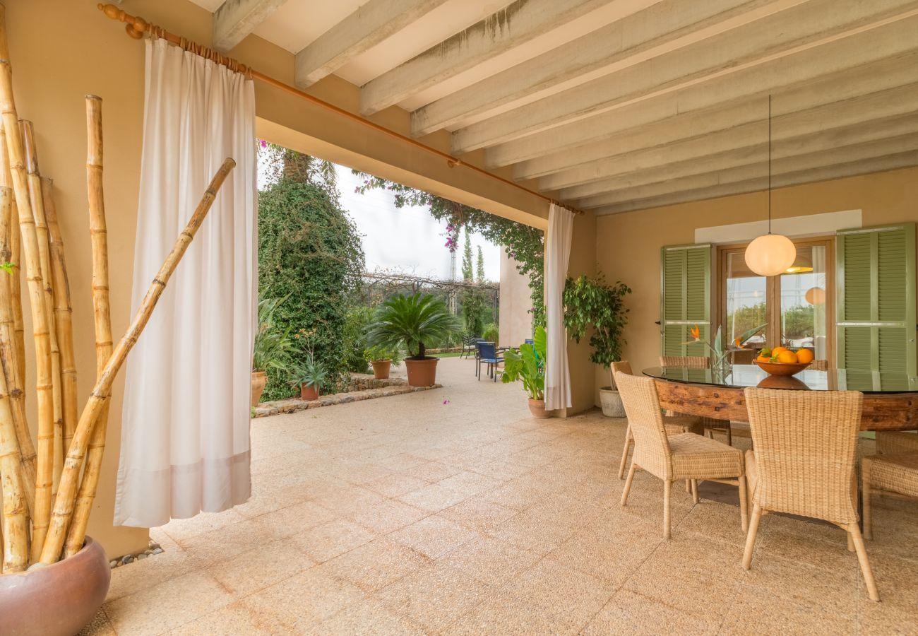 Domaine à Buger - Raphael de Son Puça, Villa 5StarsHome Mallorca