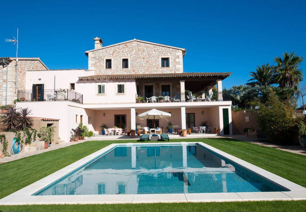 Villa à Manacor - Can Corem, Villa 5StarsHome Mallorca
