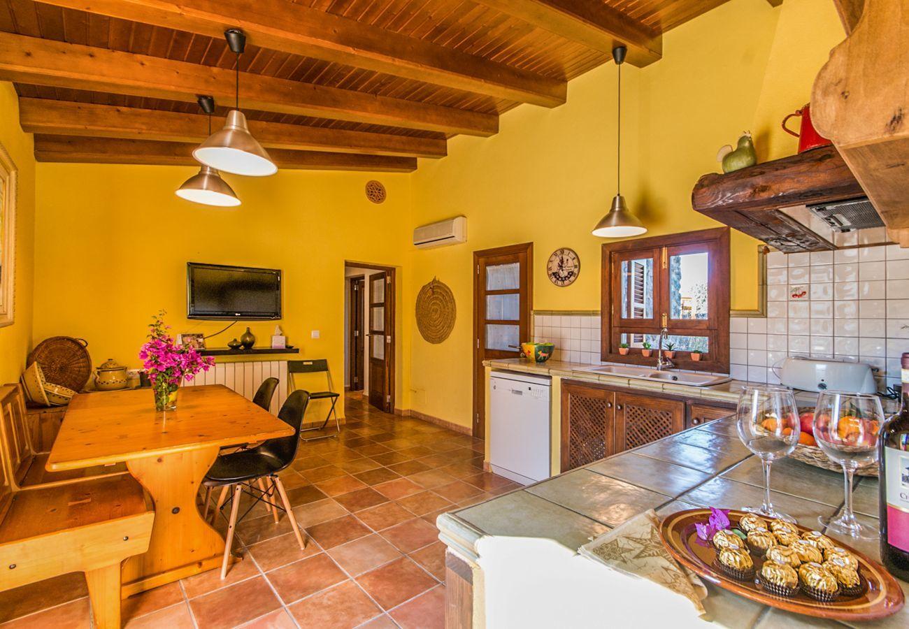 Villa à Inca - Puigmaria, Villa 5StarsHome Mallorca