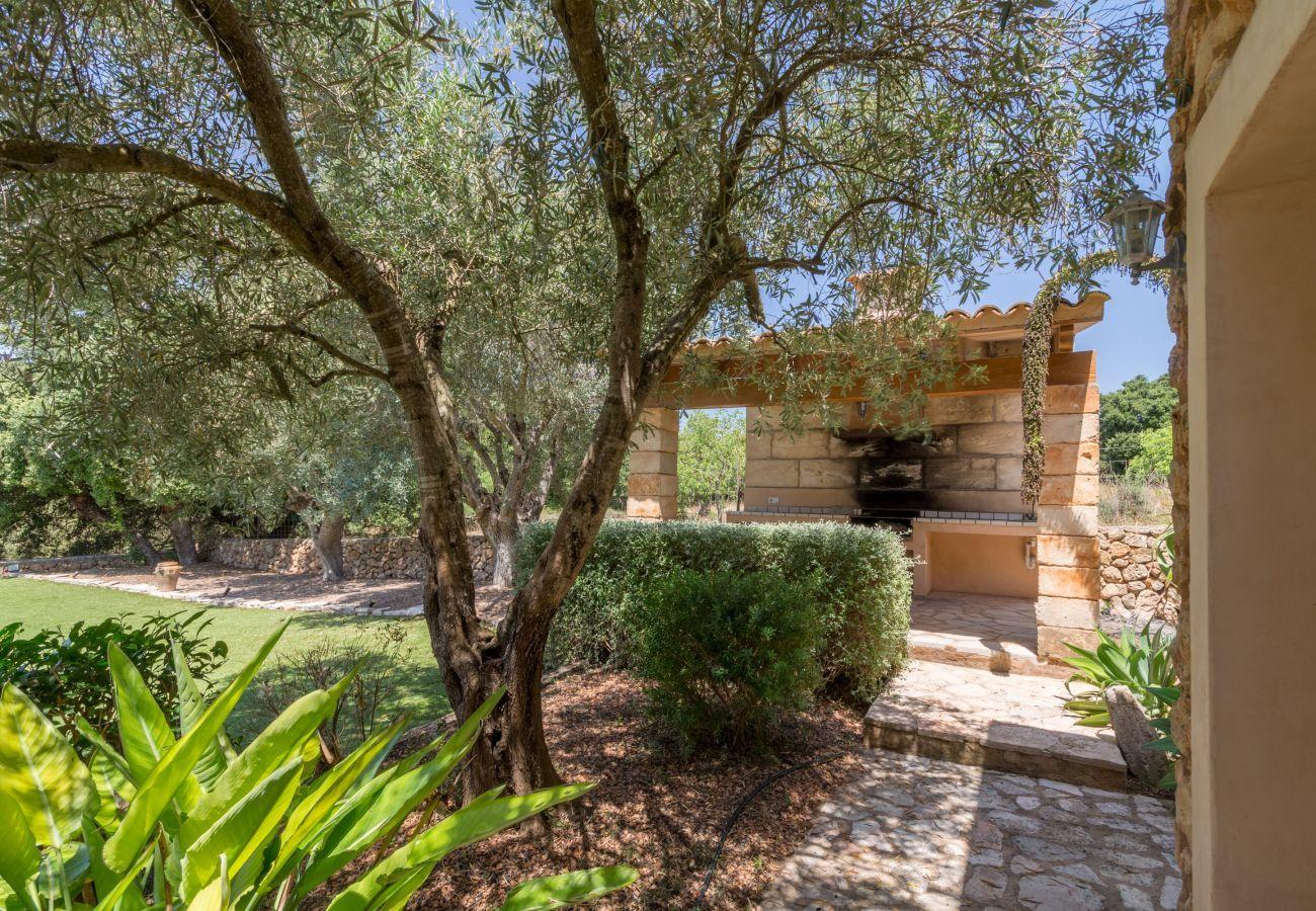 Villa à Sant Llorenç Des Cardassar - Can Amen, Finca 5StarsHome Mallorca