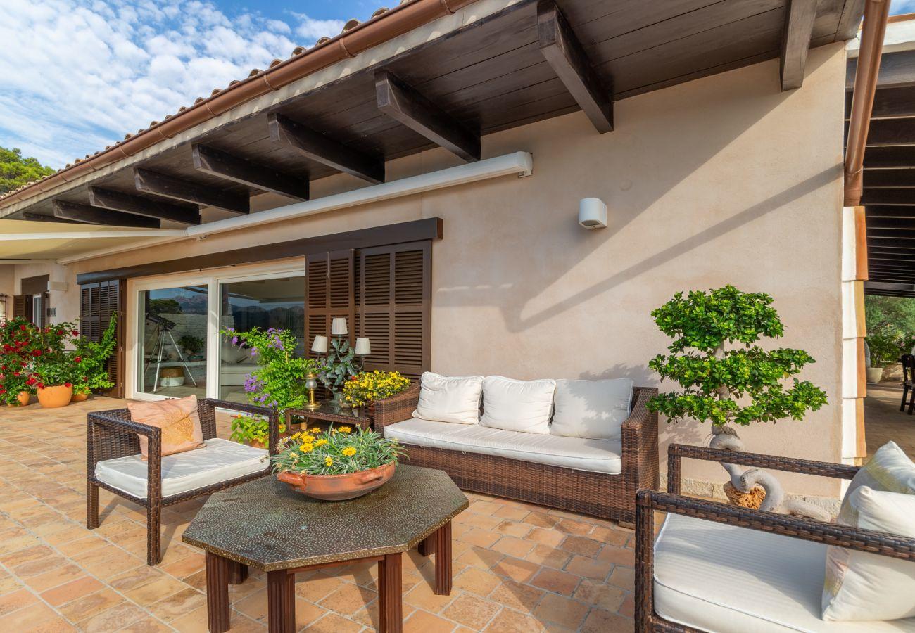 Villa à Port d' Andratx - Seldwyla Port Andratx, Villa 5StarsHome Mallorca