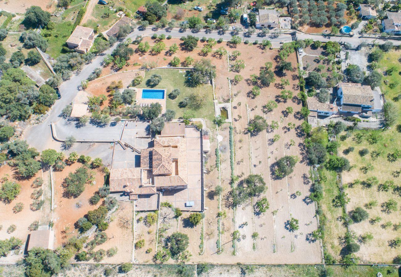 Villa à Inca - Puig Reure, Villa-Finca 5StarsHome Mallorca